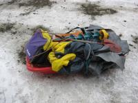 ワカサギ釣りの装備