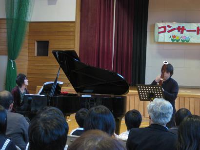 ピアノとファゴット