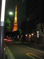 東京タワー(ライトアップ)