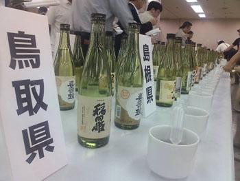 日本酒フェア稲田姫