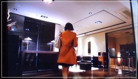 HUNTER ハンター 井坂黎(米倉涼子)のマンション インテリア