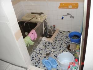 バランス釜のお風呂
