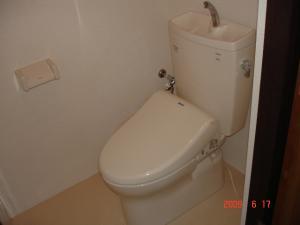便器交換取付4、シャワートイレ取付