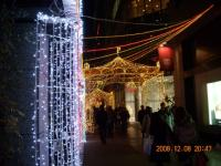 クリスマスイルミネーション6