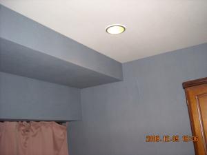寝室壁紙張替(クロス張替)