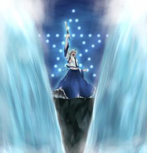 開海「海が割れる日」