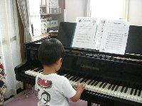 9月26日 ピアノレッスン