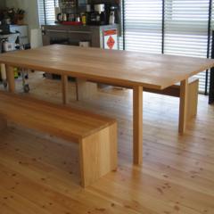 無印iboy リビング&ダイニング テーブルセットで作る、子供と近いリビング 2
