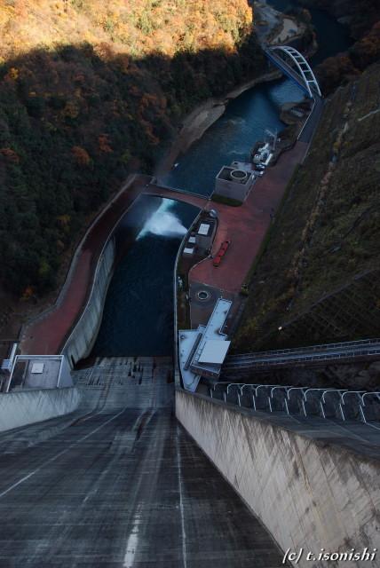 宮ヶ瀬ダム(2008/12/7)