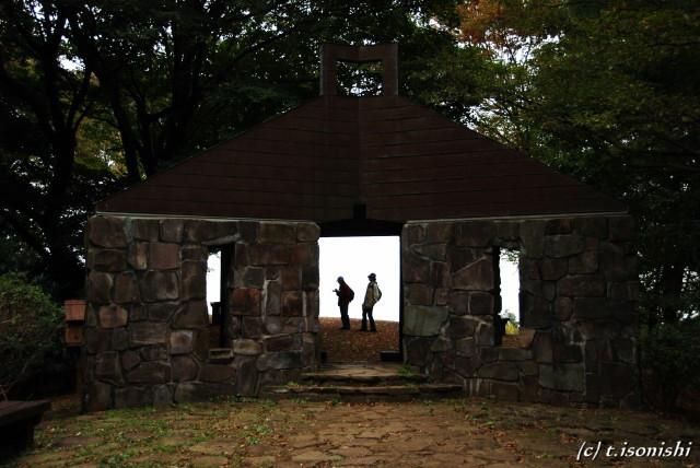 ながめの丘(2008/11/9)