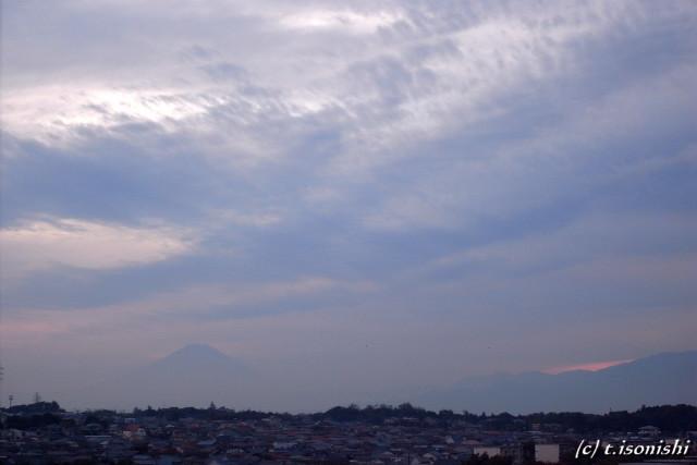 富士山(2008/11/2)
