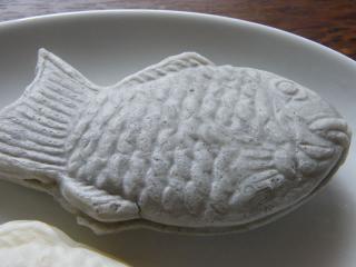 白黒鯛焼き黒090526-2
