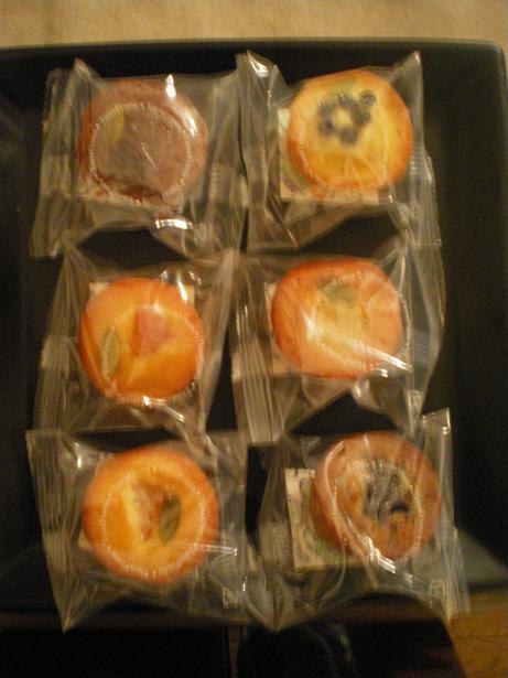 C3の焼菓子