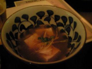 牛丸-お味噌汁
