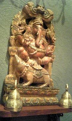 ムンバイ01_象の像