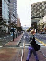 サンフランシスコの通り