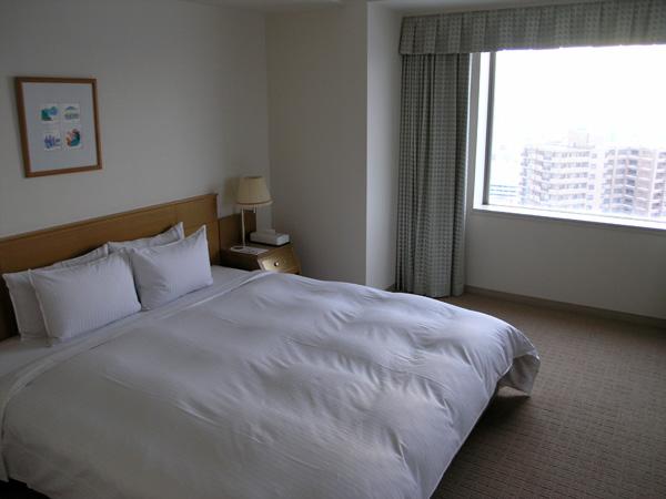 シェラトン札幌お部屋