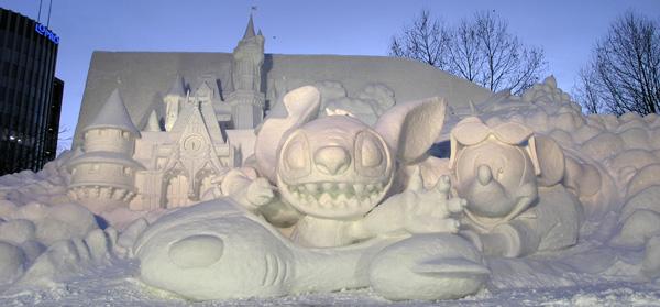 07年雪祭りJAL
