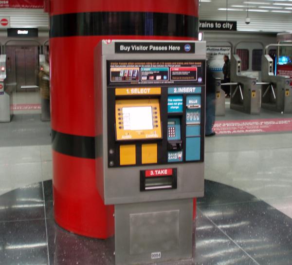 CTA販売機