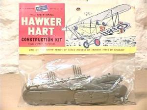 AIRFIX 1/72 HAWKER HART