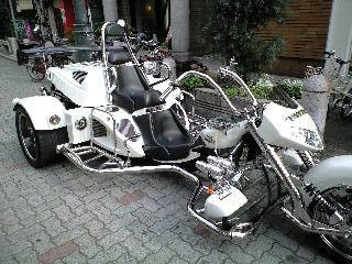 回転bigバイク