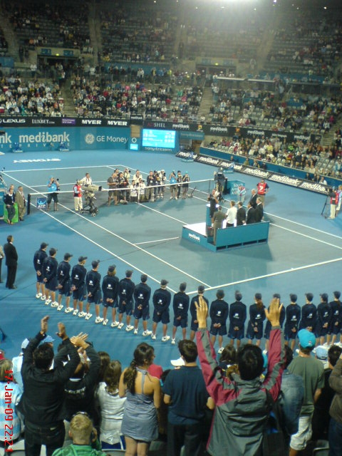 Sydney Medibank International Tennis