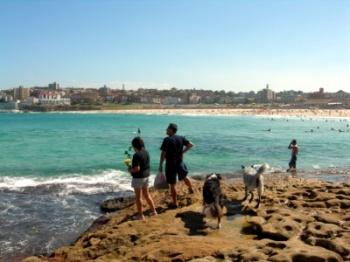 オーストラリアBONDI BEACH