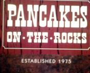 Rocks pancake