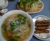 シドニー ベトナム料理 ヌードル
