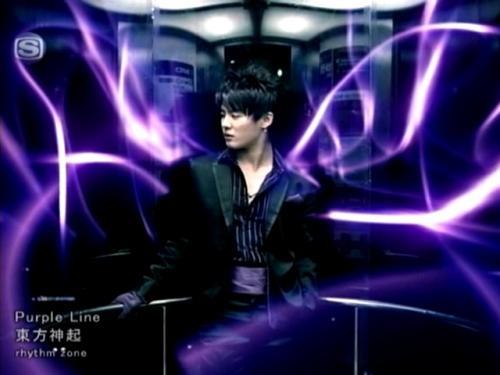 [PV] 16th Single_Purple Line(1m41s)[lovelyent].avi_000025233