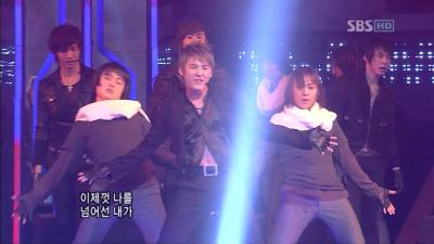 20080224 SBS 人気歌謡 - Purple Line (Dopamine).avi_000087587