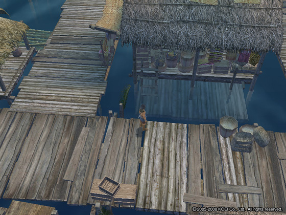 東南亞水上建築