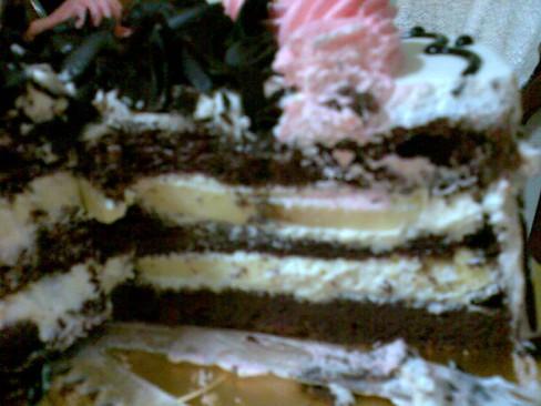 蛋糕斷面秀