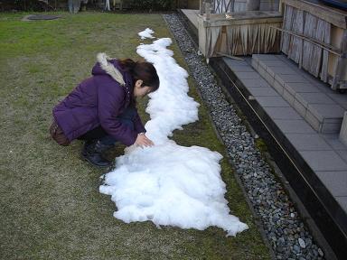 金沢雪だるま