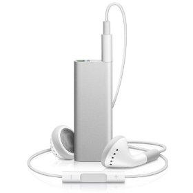 Apple iPod shuffle 4GB シルバー MB867J:A