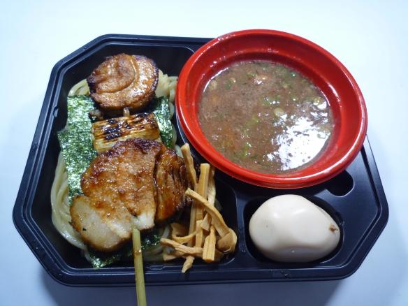 豚の骨×無心 つけ麺