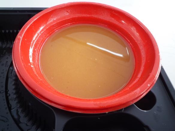 麺屋こうじ スープ割