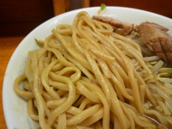 11年10月27日 立川 麺