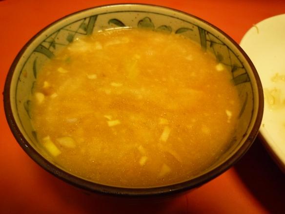 11年12月3日 歌舞伎町 スープ割り