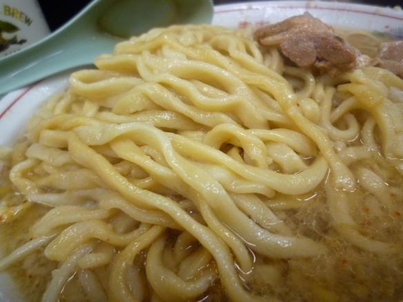 11年12月9日 鶴見 麺