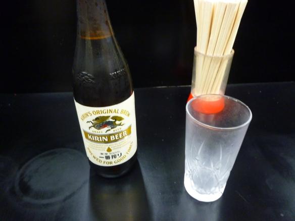 11年12月9日 鶴見 ビール