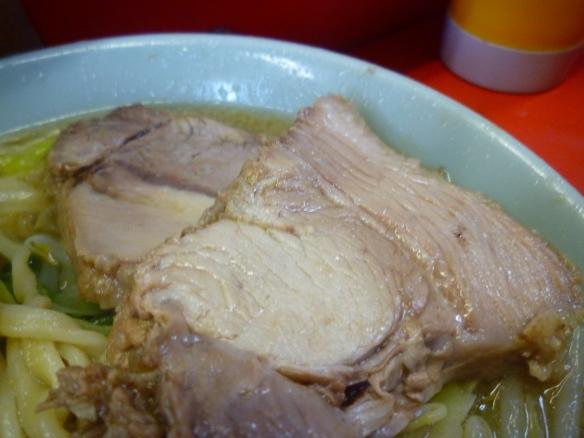 12年1月7日 三田本店 豚