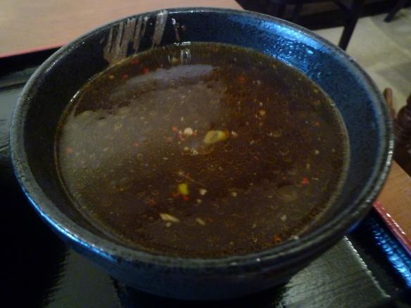 12年1月29日 浜の麺バカ スープ割