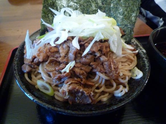 12年1月29日 浜の麺バカ 麺皿