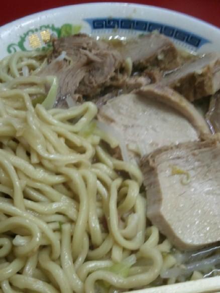 12年2月13日 目黒 麺・豚