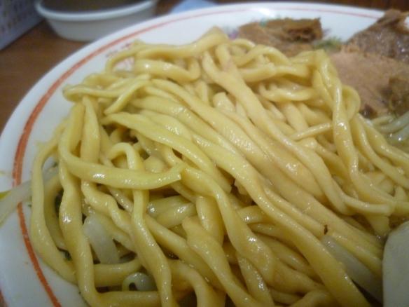 12年2月22日 品川 麺