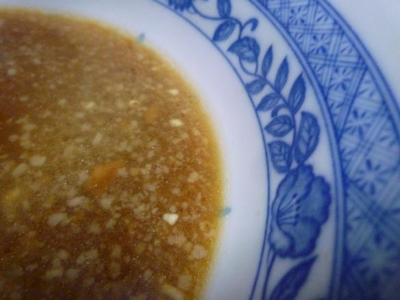 12年2月26日 ラッキー食堂まとや スープ
