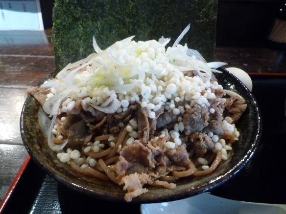 12年2月29日 浜の麺バカ 麺