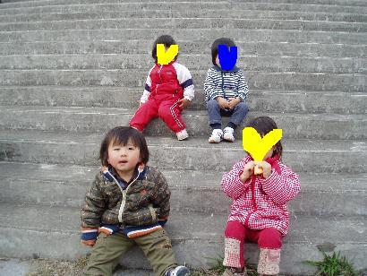 お花見3-1