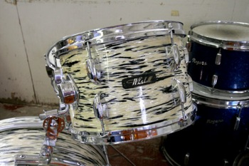 白虎ドラム